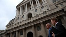 Interest rates will not rise until 2019, but pound will continue decline
