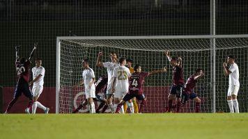 Suspendido todo el fútbol español, menos Primera y Segunda, por el coronavirus