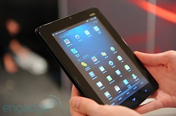 Vizio tablet now shipping nationwide, priced at $300