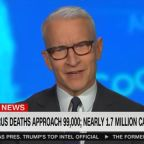 Anderson Cooper on Trump pushing Scarborough conspiracy: 'He's just a little man'