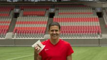 Soccer Star Christine Sinclair sets her sights on Beating MS through supporting A&W's Burgers to Beat MS