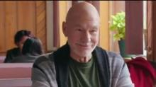 Watch Patrick Stewart Bring Drama (and Laughs) in Trailer for 'Match'