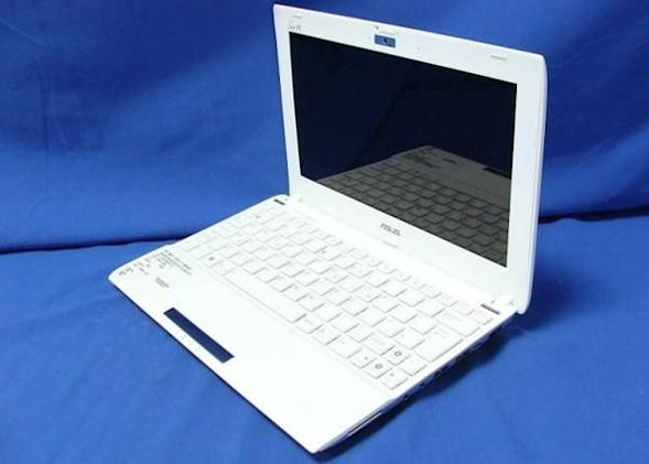 Asus Eee PC 1025 treads a Cedar Trail through the FCC