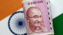 Rupee pushed to near 3-month low, emerging stocks slide