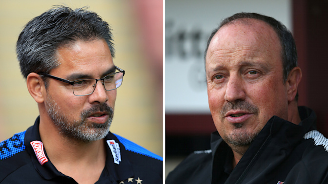 Huddersfield v Newcastle: LIVE Premier League