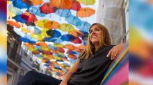 Tendance : les parapluies d'amour...