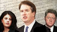 Kavanaugh urged tough, explicit questions for Clinton in Lewinsky investigation