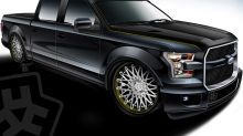 Ford's SEMA Trucks Include a 750-HP Supercharged F-150