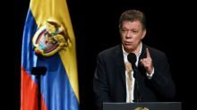 Colombia marks anniversary of FARC deal as optimism wanes