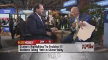 CRM CEO Benioff says he has 'Apple in his veins'