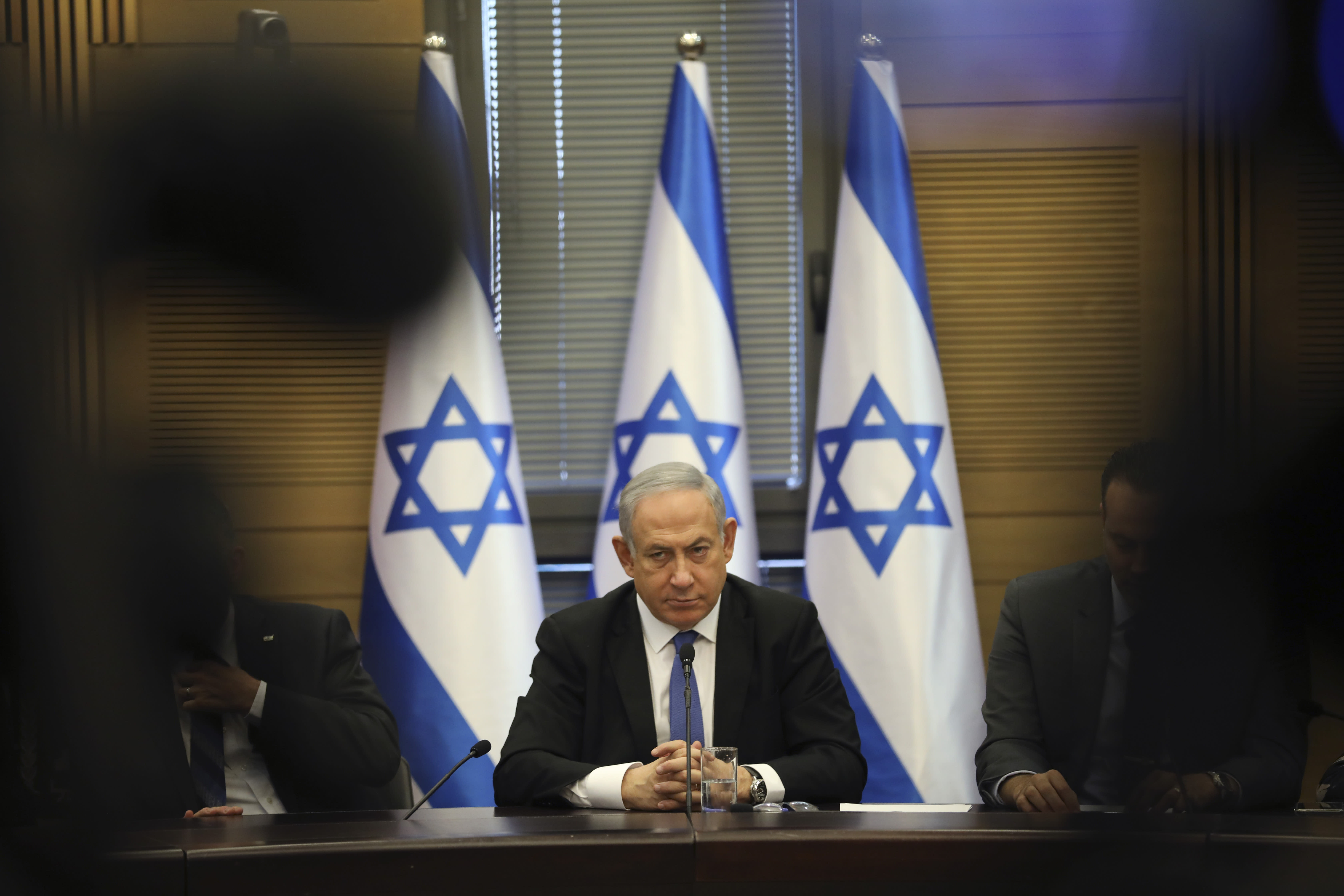 Israel PM Benjamin Netanyahu indicted on corruption charges