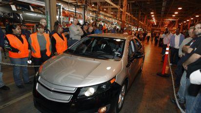 GM plant closure shouldn't stall Detroit's rebound
