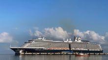 Scramble to track Cambodia cruise ship passengers after coronavirus case reported