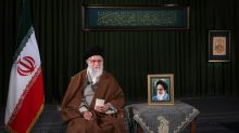 Iran's Khamenei rejects U.S. help offer, vows to defeat coronavirus