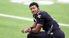 Jameis Winston was trending on Twitter again. That doesn't mean he'll play for the Saints anytime soon