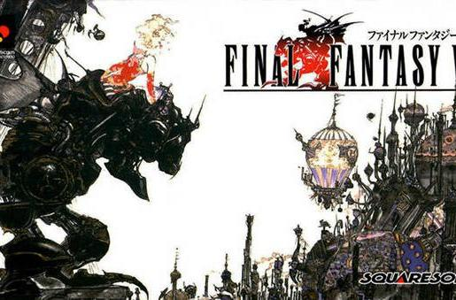Final Fantasy VI to arrive on iOS and Android this winter