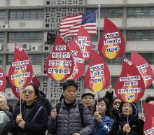 The Latest: Trump reversing new sanctions on North Korea