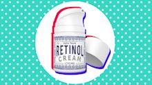 'This is a game changer': The anti-aging retinol cream Amazon shoppers love is on sale for a ridiculously low price