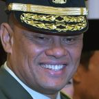 Indonesia military chief 'free to travel to US': embassy