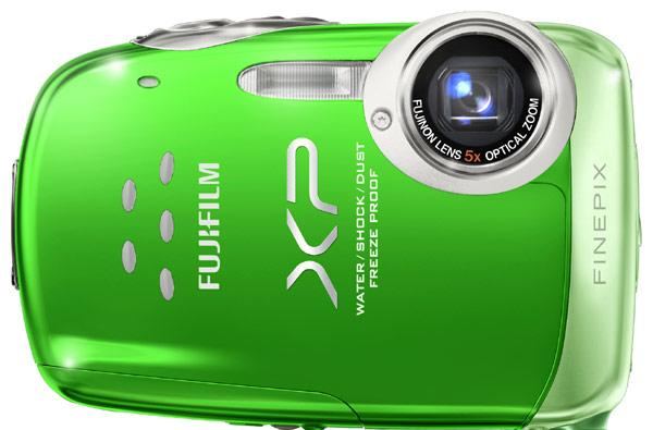 Fujifilm gets official with 2010 FinePix digital camera lineup