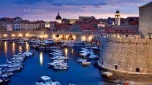 克羅埃西亞Croatia。自駕行    杜布羅夫尼克Dubrovnik的美麗與遺憾之石牆、港口、夜景