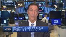 Braidy Industries CEO: Rusal will be a superstar company
