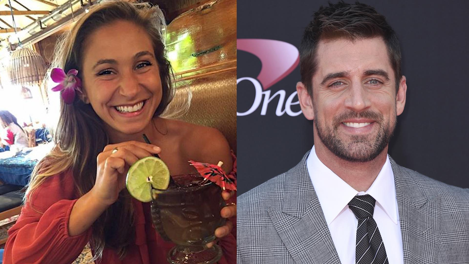 Aaron Rodgers is bouncing back from Olivia Munn breakup with a