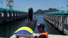 Brazil take first step in program to join nuclear-powered sub club