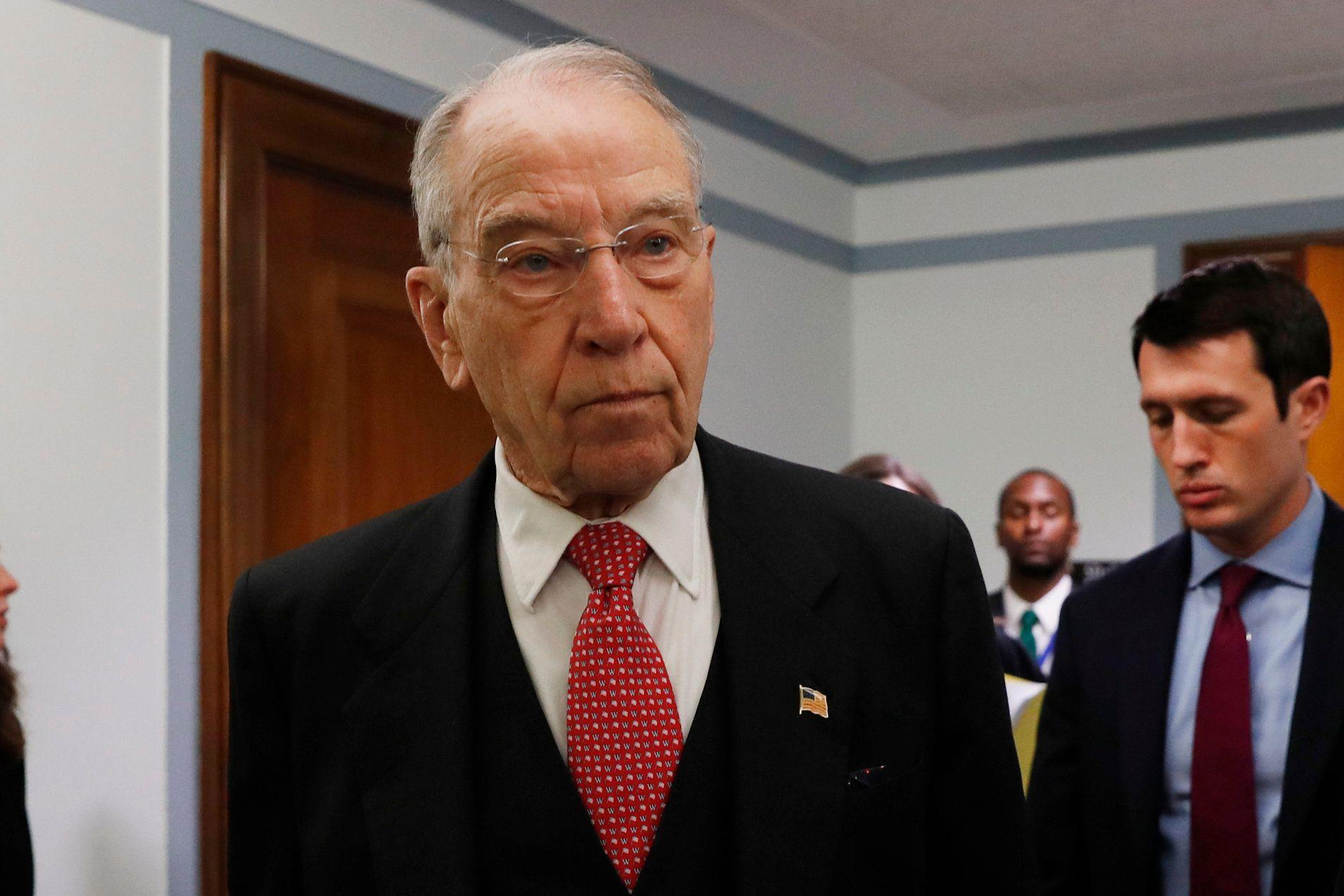 Senators grill pharma execs over prescription drug prices