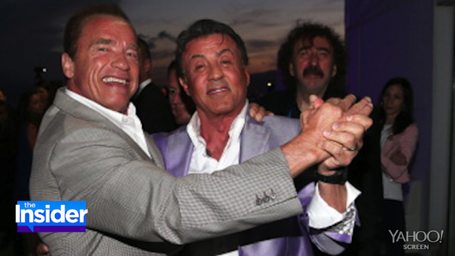 5 Bizarre Moments From 'The Expendables 3' Cast's Trip to Cannes