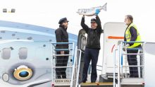 Alaska Air Cargo brings the season's first wild Copper River salmon to Seattle