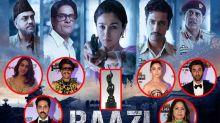 64TH Filmfare Awards 2019: Raazi Wins Best Film Award! Ranveer Singh, Ayushmann Khurranna, Neena Gupta, Ranbir Kapoor, Alia Bhatt Win Big!