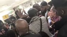 Passengers stranded at Gatwick for 'days' as Nigerian airline grounds flights