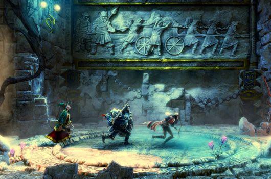 Trine 2 Director's Cut 25% off in Wii U eShop, GOG.com holding RPG sale