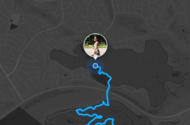 Strava's safety 'Beacon' shows friends where you're training