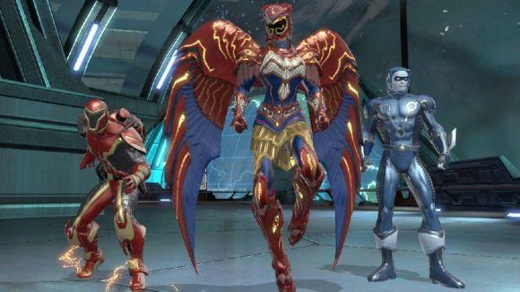 Environment and customization spotlighted in new DCUO images