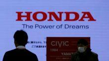 Honda raises profit forecast, sticks to Wuhan plant schedule