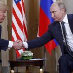 Trump meets Putin for high-stakes summit in Finland