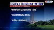 Gov. Jindal scraps his controversial tax plan