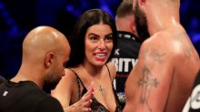 Boxing star's wife unloads stunning 'homophobic' rant
