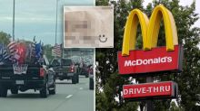 Woman finds nasty note in grandson's Happy Meal