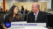 INTU Rises On Earnings