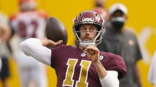 Smith, Dalton get Thanksgiving nods for Washington, Cowboys