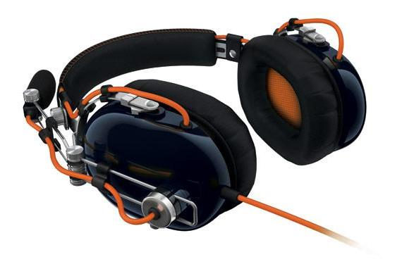 Razer outs Battlefield 3 aviator headsets