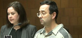 Ex-USA Gymnastics doctor pleads guilty to sex charges