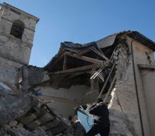 Italy in 'miraculous' earthquake escape