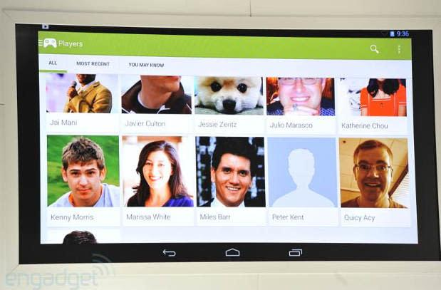 Google Play Games app launches today, provides a portal for tablet gamers (update: it's here)