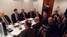 Syria beckons beyond Trump's red line