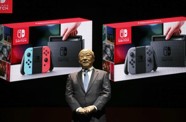 Nintendo is reportedly ramping up Switch production to meet demand