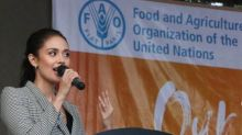 Megan Young champions #ZeroHunger campaign